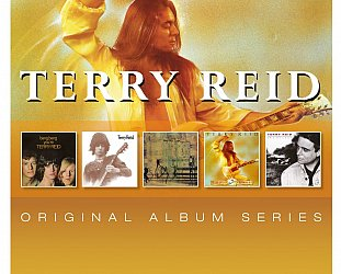 THE BARGAIN BUY: Terry Reid; Original Album Series
