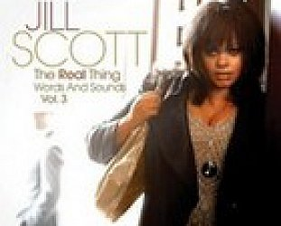 Jill Scott: The Real Thing, Words and Sounds Vol 3 (Inertia)