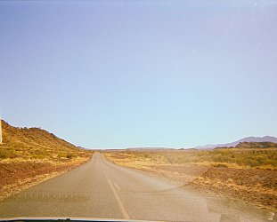 Anywhere Elsewhere: The romance of the road