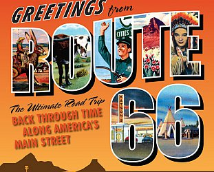 GREETINGS FROM ROUTE 66, edited by MICHAEL DREGNI