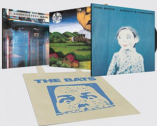 THE BATS REISSUED (2014): A timeless flight