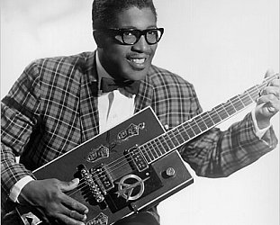 Bo Diddley (Dec 30, 1928 - June 2, 2008)