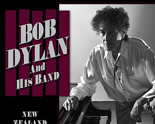 BOB DYLAN: THE RETURN OF THE TROUBADOUR (2018): Still on the road, heading for another joint . . .