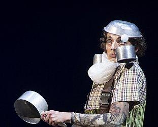 Cirque du Soleil's Totem. Auckland until September 28 2014