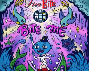 Flea BITE: Bite Me (Border)