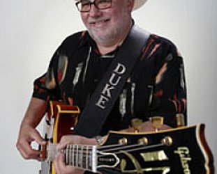 DUKE ROBILLARD INTERVIEWED (2004): Still in that room full of blues