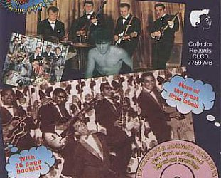 THE PICTONES 1957-67: Supper clubs and . . . hashish?