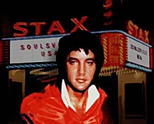 ELVIS AT STAX STUDIO (2013): Robert Gordon on the inside