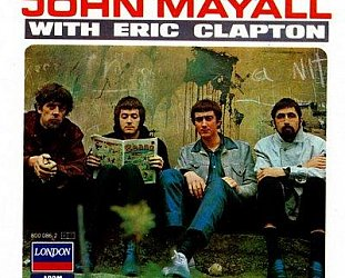 John Mayall with Eric Clapton; Blues Breakers (1966)