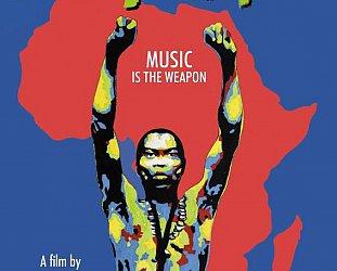 FINDING FELA, a doco by ALEX GIBNEY (Madman DVD/Blu-Ray)