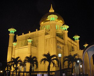 Bandar Seri Begawan, Brunei: The Sultanate of Slow