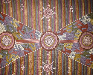 AUSTRALIAN ABORIGINAL ART (2011): The state of the art