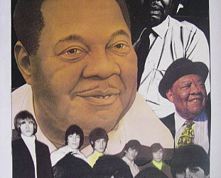 PIANIST JAY McSHANN: From Charlie Parker to Keith Richards . . .