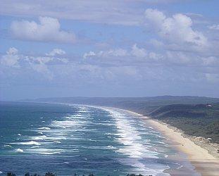 Sunshine Coast, Australia: Land, sea and me