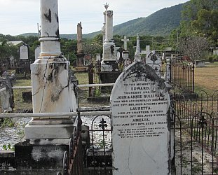 Cooktown, Far North Queensland: Life with the dead