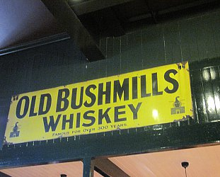 Bushmills, Northern Ireland: The sweet smell of morning