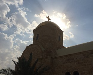 River Jordan, Jordan: The land where saints and profits walk