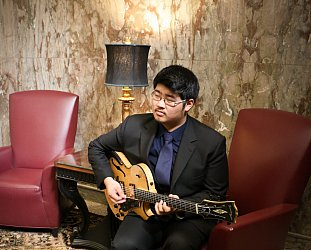 THE FAMOUS ELSEWHERE JAZZ QUESTIONNAIRE: Brad Kang