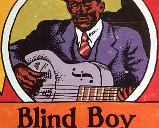 BLIND BOY FULLER PROFILED: Still truckin' on