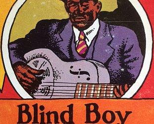 BLIND BOY FULLER PROFILED: Still truckin' on