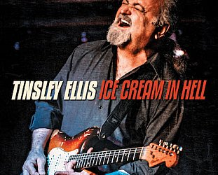 Tinsley Ellis: Ice Cream Man (Alligator/Southbound)