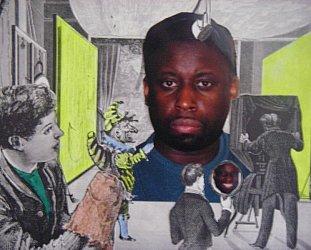 Elsewhere Art . . .  Ronnie Jordan