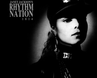 Janet Jackson: Rhythm Nation 1814 (1989)