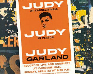 Judy Garland: Judy at Carnegie Hall (1961)