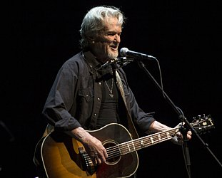 Kris Kristofferson; Civic, Auckland. April 30, 2014