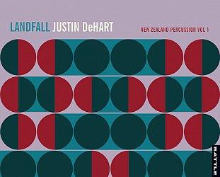 Justin DeHart: Landfall (Rattle)