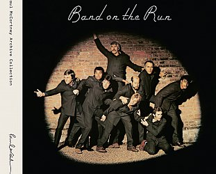 Paul McCartney and Wings; Band on the Run Remastered. (Universal)