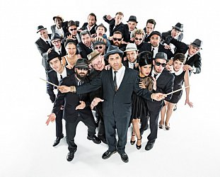 ELSEWHERE'S FAMOUS WOMAD QUESTIONNAIRE: Nicky Bomba of the Melbourne Ska Orcheatra (Aust)