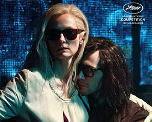ONLY LOVERS LEFT ALIVE a film by JIM JARMUSCH (Madman DVD)