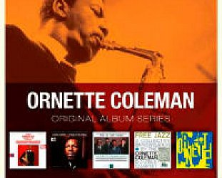 THE BARGAIN BUY: Ornette Coleman; Original Album Series (Rhino)