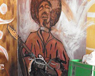 Diabat, Morocco: And the wind cries, Jimi