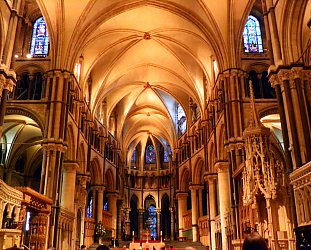 Canterbury, England: Murder and more in the cathedral