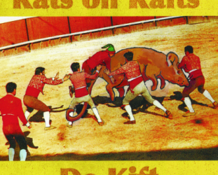 Rats on Rafts/De Kift: Last Day on De Zon (Fire)