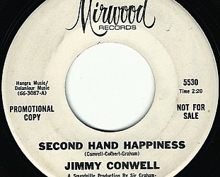 Jimmy Conwell: Second Hand Happiness (1967)