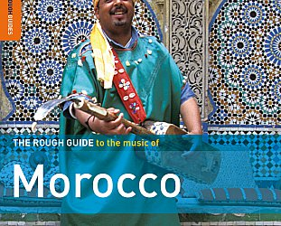 Various Artists: The Rough Guide to the Music of Morocco (Rough Guide)