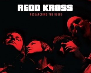 REDD KROSS: RESEARCHING THE BLUES, CONSIDERED (2012): Power pop with attitude