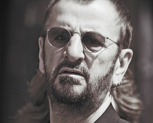 RINGO STARR REFLECTING (2015): He ain't going nowhere, man
