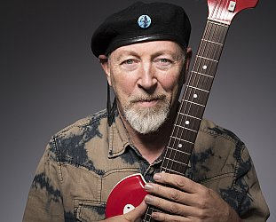 RICHARD THOMPSON INTERVIEWED (1991): Small and imperfectly formed career