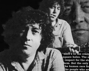 WE NEED TO TALK ABOUT . . .  BERT JANSCH: The most reluctant hero