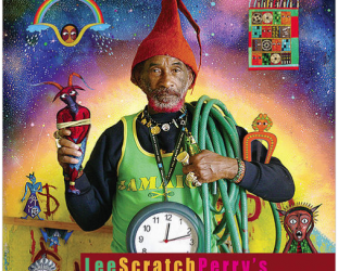 LEE SCRATCH PERRY'S VISION OF PARADISE, a doco by VOLKER SCHANER (DVD)