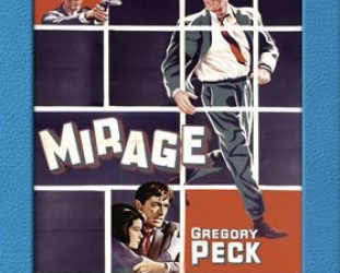 MIRAGE by  EDWARD DMYTRYK (Madman DVD)