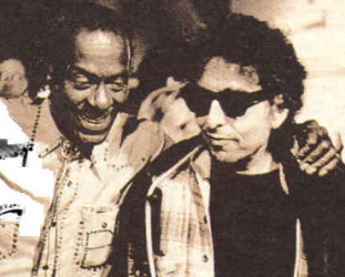 THE COUNTER-INTUITIVE TRUTHS OF CHUCK AND BOB (2017): Chuck Berry and Bob Dylan as others did them