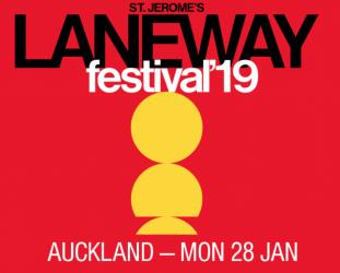 THE 2019 LANEWAY FESTIVAL TIMETABLE