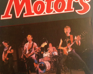 THE MOTORS: APPROVED BY THE MOTORS, CONSIDERED (1978): They had the look, unfortunately
