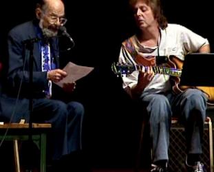 Ginsberg/McCartney/Kaye/Glass/Mansfield/Ribot: Ballad of the Skeletons (1996)