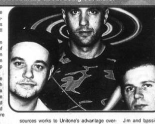 UNITONE HiFi INTERVIEWED (1996): Did you pack the bag yourself, sir?